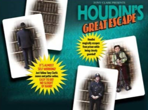 HOUDINIS GREAT ESCAPE