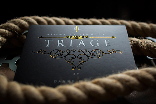 Triage (with constructed gimmick) by Danny Weiser & Shin Lim Presen