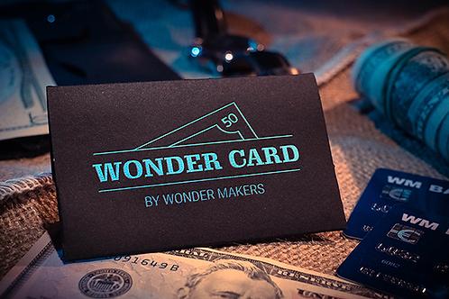 Wonder Card