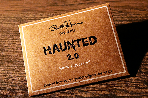 Paul Harris Presents Haunted 2.0 (Gimmick and Online Instructions)