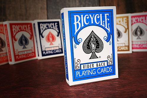 Bicycle Turquoise PlayingCards