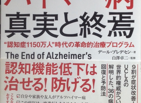 36 Onset Factors of The Predesen Protocol on Alzheimer's disease