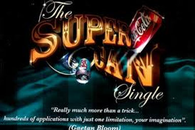 """SUPER CAN """"SINGLE"""""""