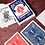 Thumbnail: Bicycle Playing Cards Poker (Blue)