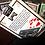 Thumbnail: Bicycle Black Playing Cards