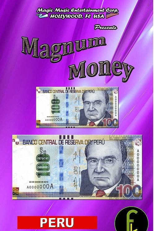 MAGNUM MONEY -PERU