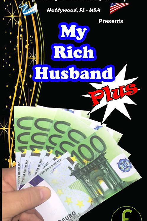 "MY RICH HUSBAND ""PLUS"" - EURO"