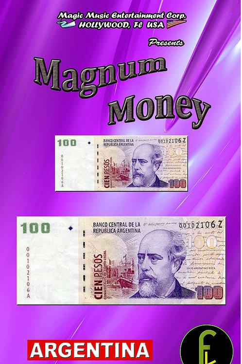 MAGNUM MONEY -ARGENTINA