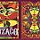Thumbnail: VIZAGO Lumina (Red) Playing Cards