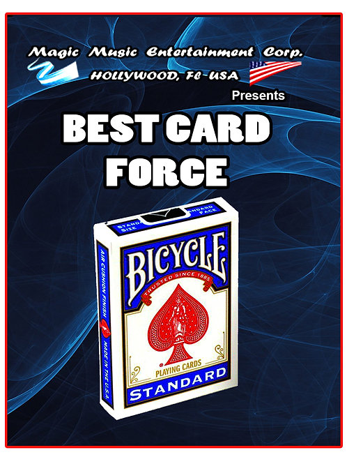 THE BEST CARD FORCE