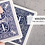 Thumbnail: Bicycle Maiden Marked Playing Cards (Blue)