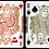 Thumbnail: Bicycle Mystique (Red) Playing Cards