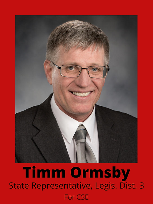 Timm Ormsby