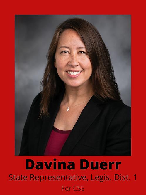 Davina Duerr