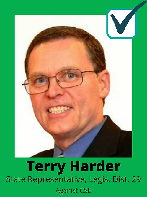 Terry Harder