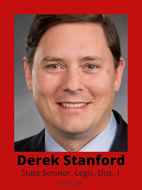 Derek Stanford