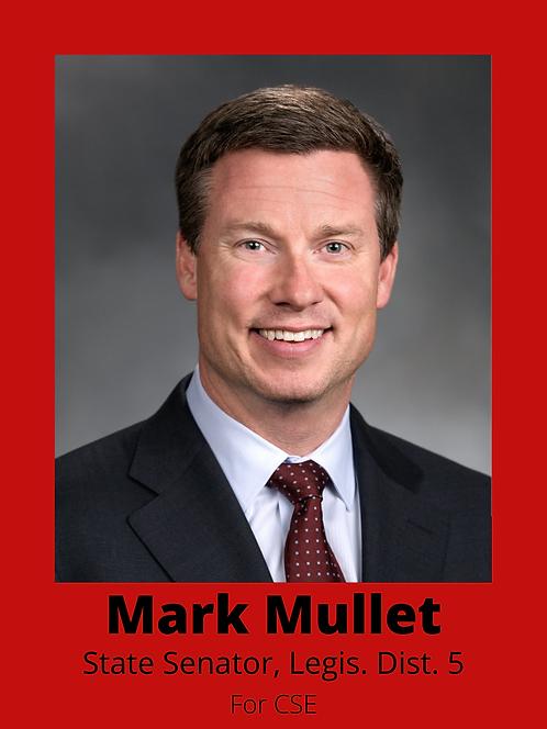 Mark Mullet