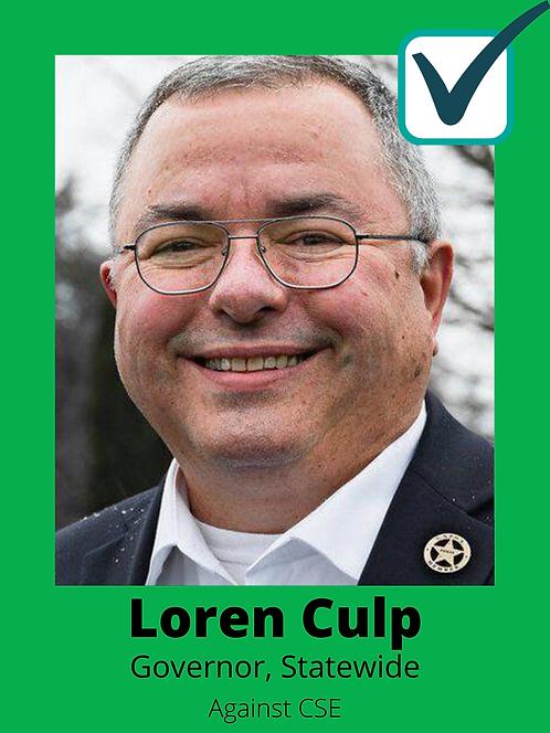 Loren Culp