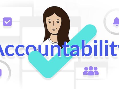 Our Six Non-Negotiable Disciplines: #2 Accountability