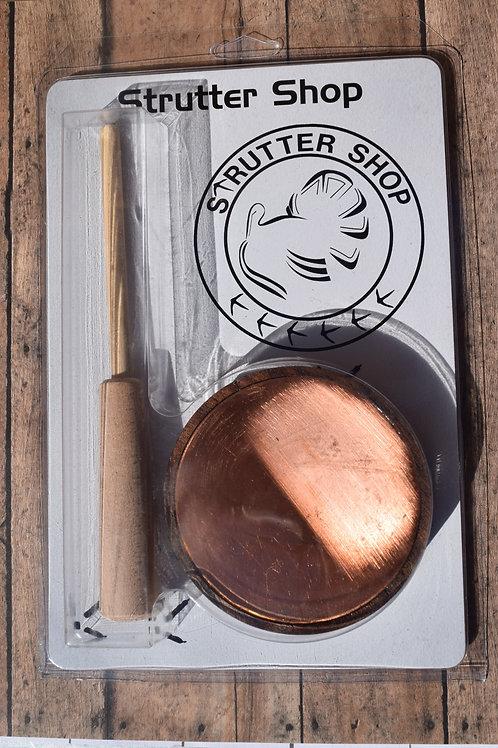 Copper Head-Walnut