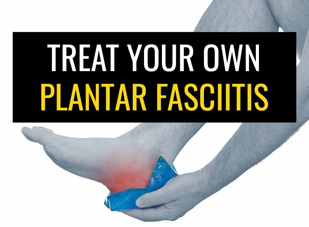 How to treat your own Plantar Fasciitis   Sports Injury Physio