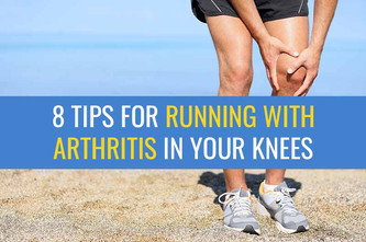 膝盖关节炎跑步的8个小贴士