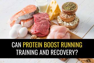 如何利用蛋白质来促进跑步、训练和恢复