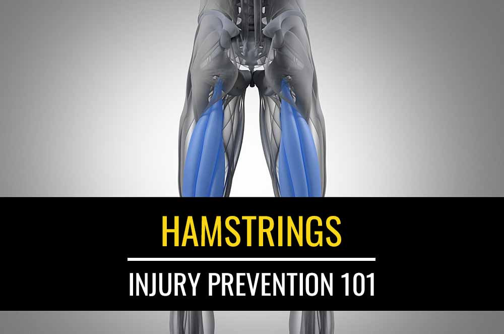 How to avoid hamstring injuries.