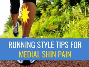 Running retraining that can help Medial Tibial Stress Syndrome (shin splints)