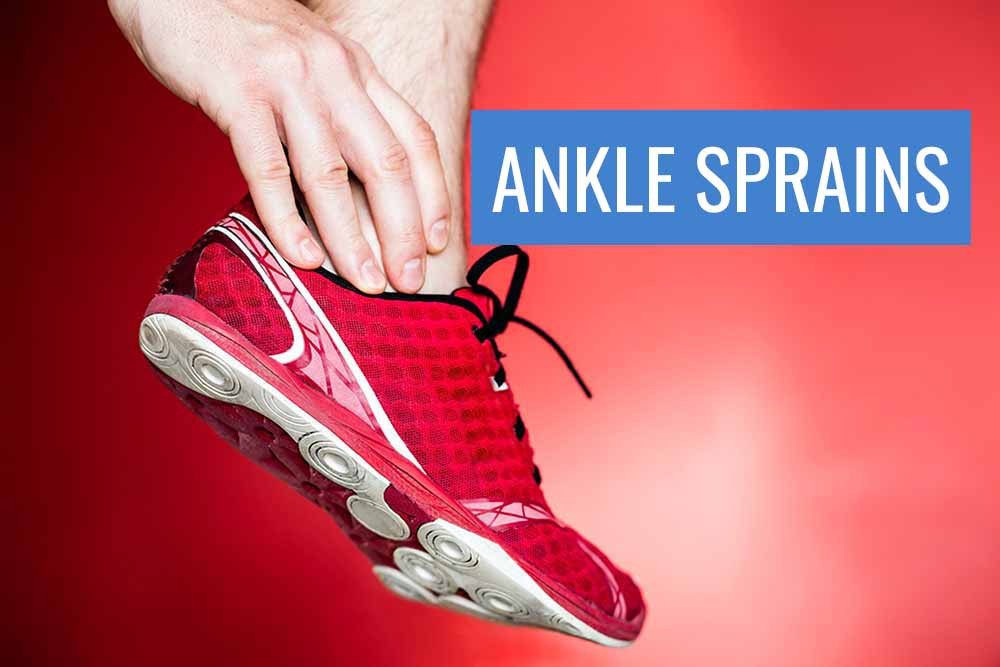 Learn how to diagnose your ankle sprain.