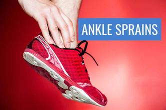 如何诊断自己的伤害:脚踝扭伤