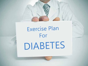 What exercise is best for diabetes?