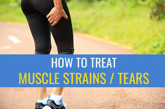 如何治疗肌肉拉伤