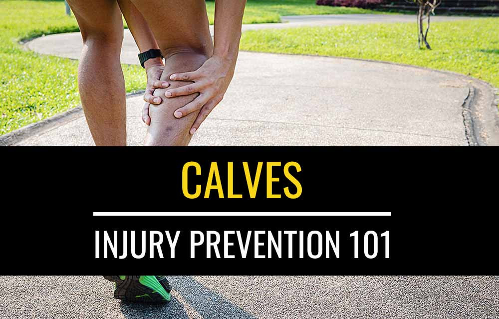 How to prevent calf injuries.