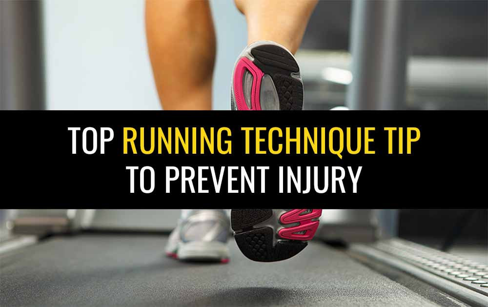 This running technique tip has been shown to prevent several types of injuries in runners.