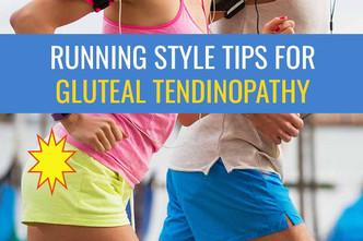 臀肌腱病治疗的跑步风格提示