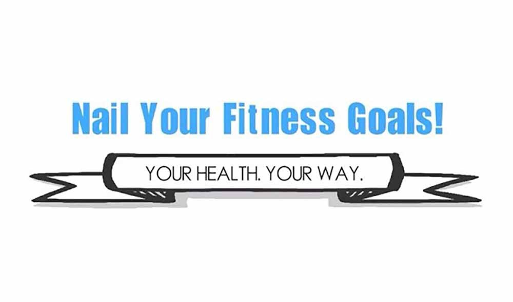 Nail your fitness goals with this step-by-step process