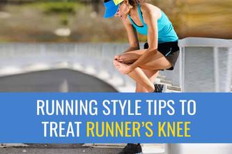 有助于缓解髌骨-股关节疼痛的跑步方式