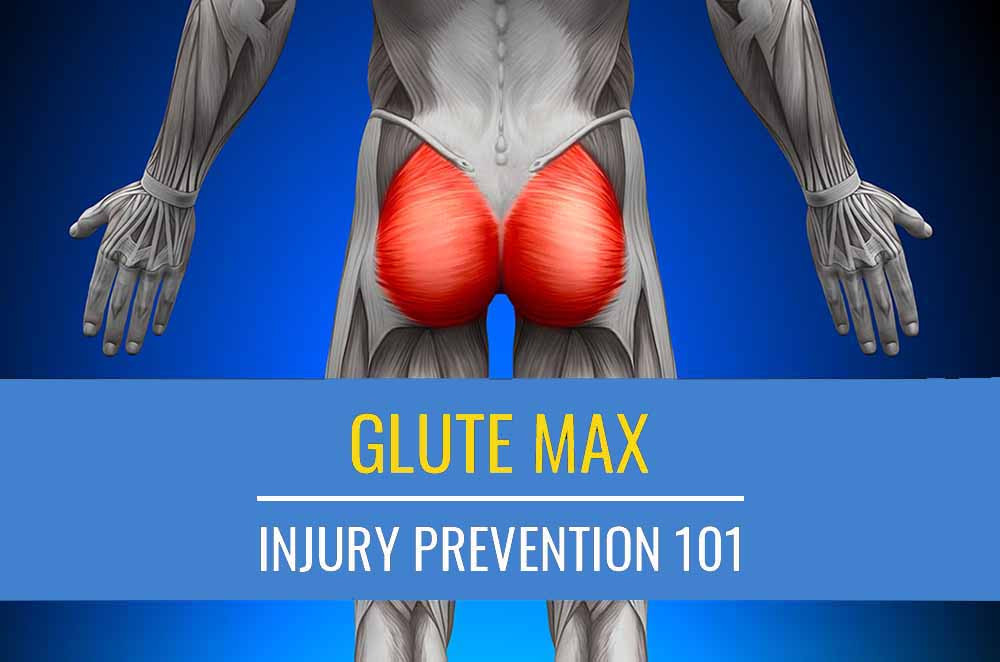 Having a strong glute max is very important for injury prevention in runners.