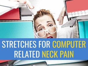 My Top 5 Neck Exercises For Computer Related Sports Injuries