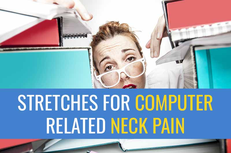 Learn what stretches I find most useful to prevent neck injuries from sitting at your desk.