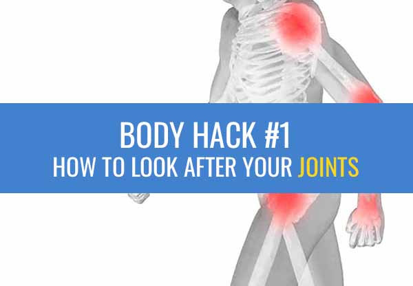 Learn how to look after your joints.