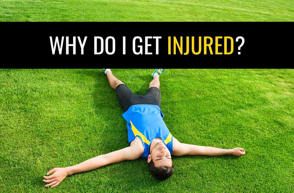 Learn why you get sports injuries.