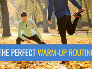Elements of the perfect warm-up