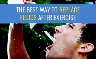 运动后补充水分的最好方法是什么?