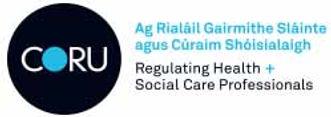 CORU Logo - Irish Health and Social Care Professionals Council