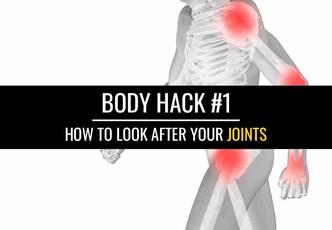 身体技巧1:如何照顾你的关节