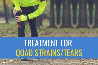如何治疗四肢拉伤或撕裂