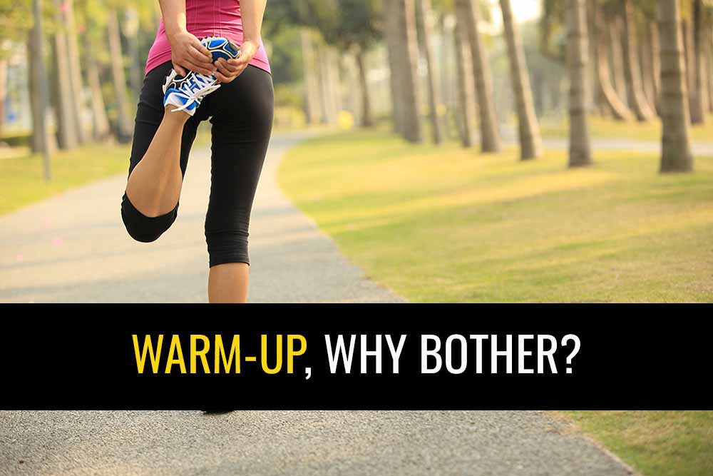 Warm-up, why bother? | Sports Injury Physio
