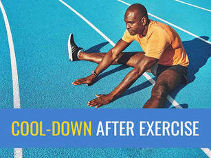 How do you cool-down after exercise? Here's what works.